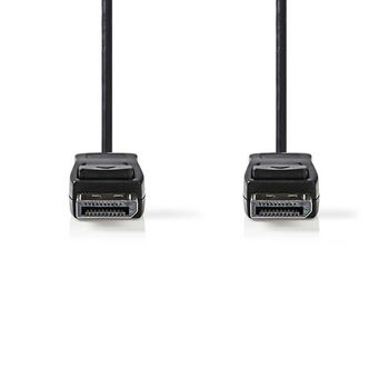 DisplayPort 1.2 Cable   DisplayPort Male - DisplayPort Male   3.0 m   Black