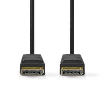 DisplayPort 1.4 Cable | DisplayPort Male - DisplayPort Male | 3.00 m | Black