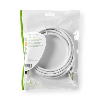 CAT6 Crossed Network Cable | RJ45 (8P8C) Male - RJ45 (8P8C) Male | 3.0 m | White