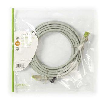 Cat 7 PiMF S/FTP Network Cable | RJ45 Male - RJ45 Male | 5.0 m | Grey