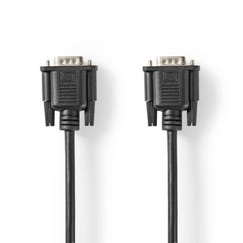 VGA Cable | VGA Male | VGA Male | 2.0 m | Black