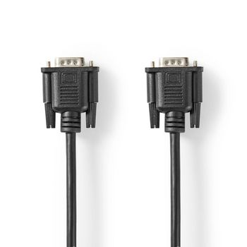 VGA Cable | VGA Male | VGA Male | 3.0 m | Black