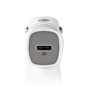 Car Charger | 3.0 A | 1-output | USB-C™ | White
