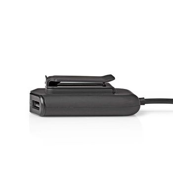 Car Charger | 9.6 A | 4-outputs | USB-A | Black