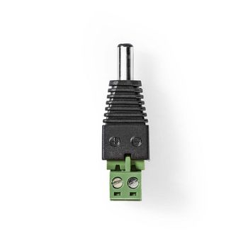 CCTV Security Connector | 5x | 2-Wire to DC Female | 5.5 x 2.1 mm