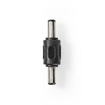 CCTV Security Connector | 5x | Gender Changer DC Male | 5.5 x 2.1 mm