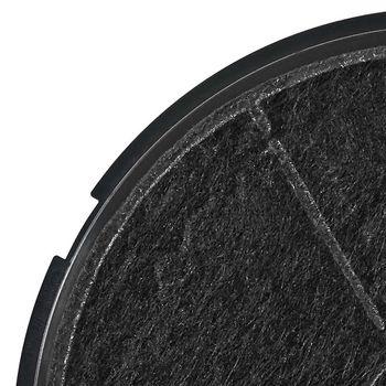 Koolstoffilter voor Afzuigkap | Diameter 19 cm