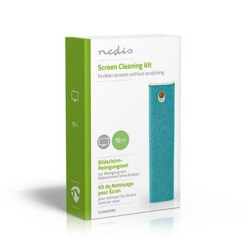 Screen Cleaner Kit | TV | Smartphone | Tablet | 15 ml | Blue