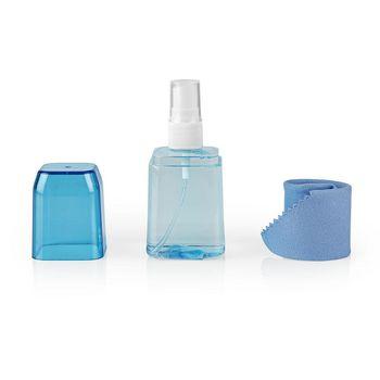 Screen Cleaner Kit | TV | Smartphone | Tablet | 95 ml | Blue