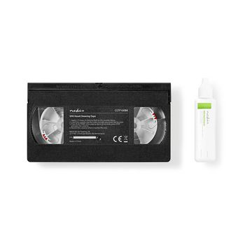 VHS Head Cleaning Tape | 20 ml