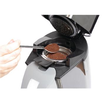 Coffeeduck Senseo Machines Argento/Nero