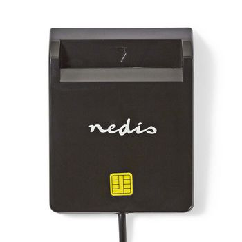 Smartcard Reader | USB 2.0 | Black