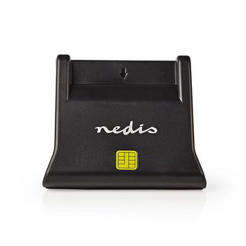 Smartcard Reader | USB 2.0 | Desktop Model | Black