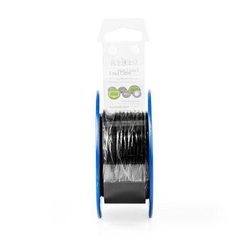 Coax Cable   RG174   10.0 m   Mini Reel   Black