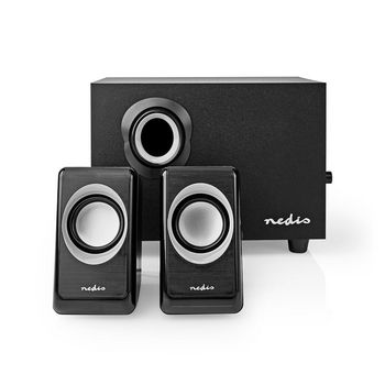 PC-Speaker | 2.1 | 33 W | 3.5 mm Jack