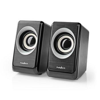PC speaker | 2.0 | 18 W | 3.5mm Jack