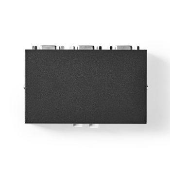 2-Port | VGA Switch | Black