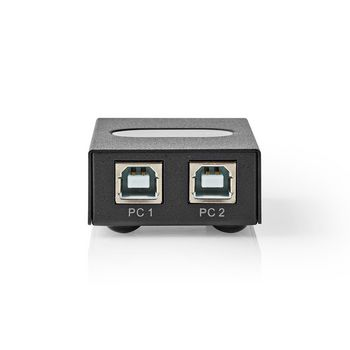 2-Port | USB Switch | Black