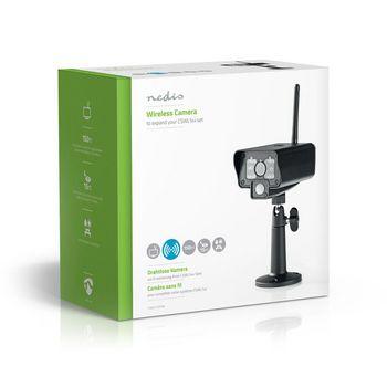Digitale 2.4 GHz Draadloze Camera | Ondersteunt CSWL120CBK & CSWL140CBK Observatieset