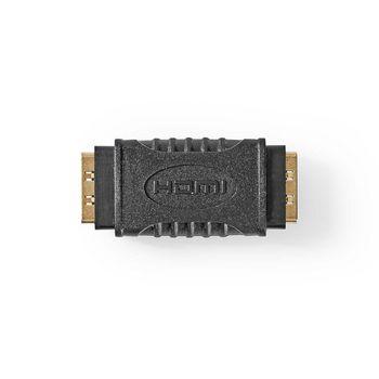 HDMI™ Adapter   HDMI Female - HDMI Female   Black
