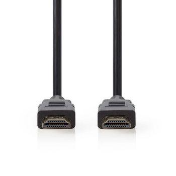 Cable HDMI™ de Velocidad Ultrarrápida | Conector HDMI™ a Conector HDMI™ | 1,00 m | Negro