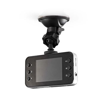 Dash Cam | HD 720p | 2.4"