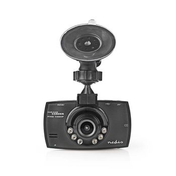 Dash Cam | 1080p@30fps | 12.0 MPixel | 2.7 "