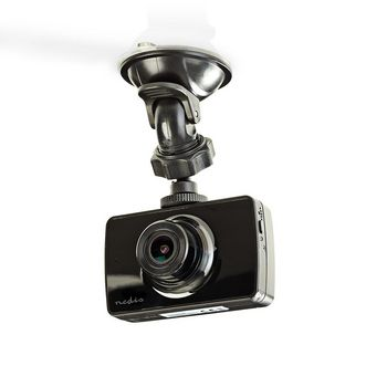 Dash Cam | Full HD 1080p @ 30fps | 2.4"