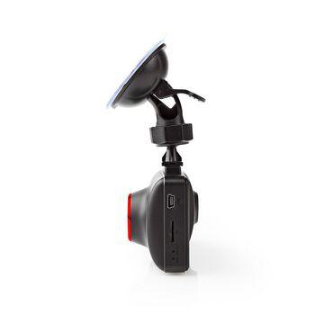 Dashboardcamera | Wide Quad HD 1440 p (2 K) | 2 CH | 2,31 Inch | Kijkhoek Van 140°