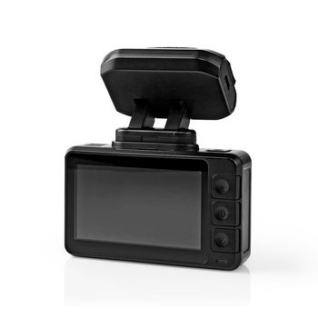 Dashboardcamera | 4 K | 1 CH | 2,45 Inch | Kijkhoek Van 140°