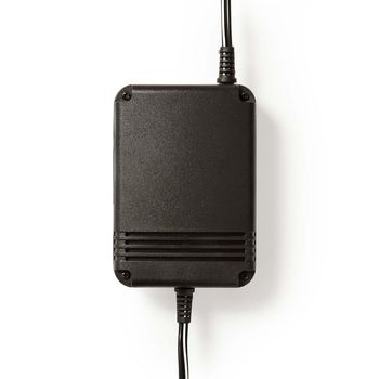 Universal DC Power Adapter | 1.5/3/4.5/6/7.5/9/12 VDC | 2.0 A