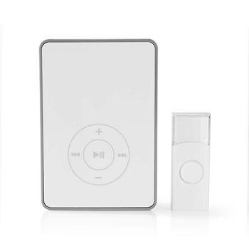 Wireless Doorbell Set   Battery Powered   MP3 Function