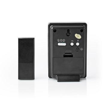 Drahtlos-Türklingel-Set | Batteriebetrieb | 36 Melodien