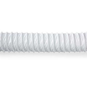 Luchtafvoerslang PVC   100 mm   6.00 m