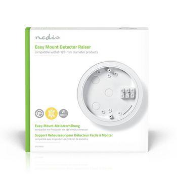Detector Mount | For 128 mm Diameter Detectors | Adds 20 mm height