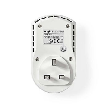 Gas Detector | EN50194 | Detects LPG, Natural Gas and Coal Gas