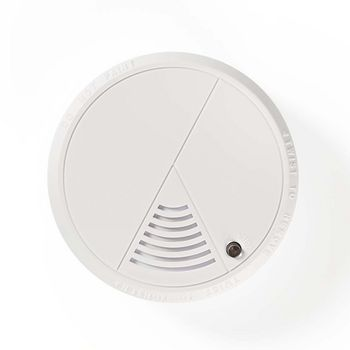 Smoke Detector | EN14604 | Low battery alert
