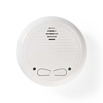 Smoke Detector | EN14604 | Connectable | Set of 2 Detectors