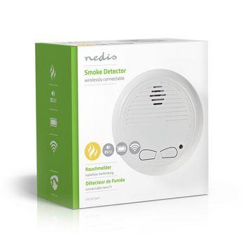 Smoke Detector | EN14604 | Connectable