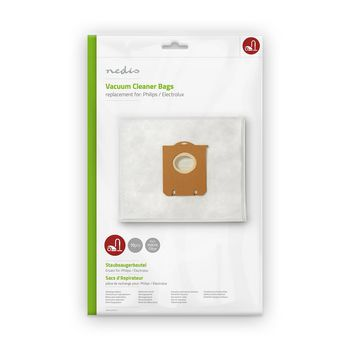 Vacuum Cleaner Bag | Suitable for Philips / Electrolux
