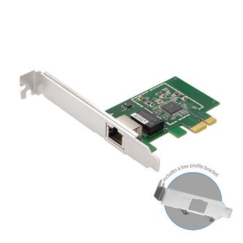2.5 Gigabit Ethernet PCI Express Server Adapter |