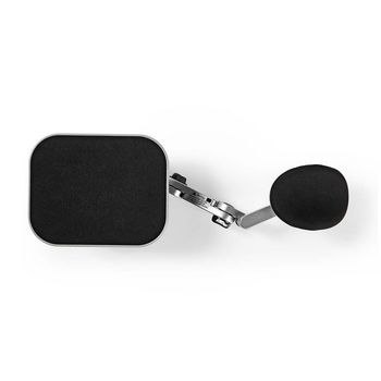 Ergonomic Arm Rest | Swivel | Desktop | with Mouse Pad | Metal