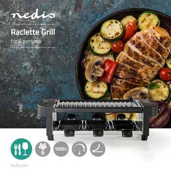 Raclette Grill | 6-People