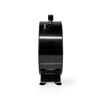 Retro Bureauventilator | Diameter 25 cm | 2 Snelheden| Zwart