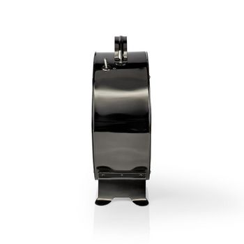 Retro Desk Fan   Diameter 25 cm   2-Speed   Gunmetal