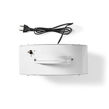 Retrotyylinen Pöytätuuletin | Halkaisija 25 cm | 2 Nopeutta | Valkoinen