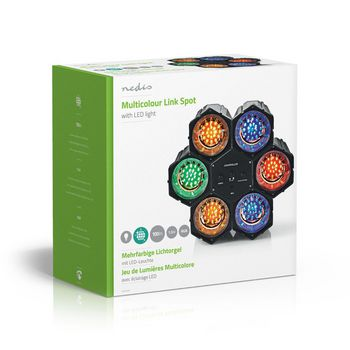 Link Spot Mood Lamp | Multicolour | with 126 LEDs