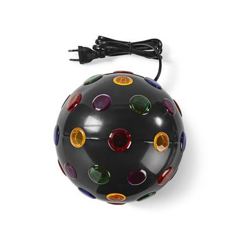 Multi-Colour Disco Ball | 6 W | 550 lm | 20 cm