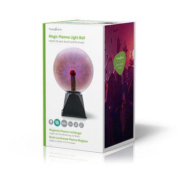 Plasma Light Ball | 10 W | Glass | 20 cm