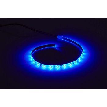 LED-ljuslist för spel   Blå   40 cm   SATA-driven   Stationär dator